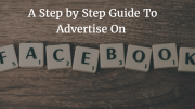 facebbok step by step guide text and image